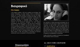 Κατασκευή ιστοσελίδων - 81 Studio Web Site -  Preview Image 2