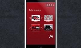 Κατασκευή ιστοσελίδων - Audi A1 Mobile Web Contest – Preview Image 2