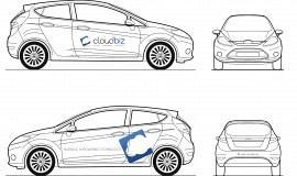 Κατασκευή ιστοσελίδων - CloudBiz Brand Design – Car