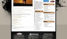 Κατασκευή ιστοσελίδων - El Sombrero Blog - Preview Image