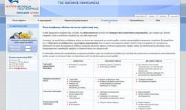 Κατασκευή ιστοσελίδων - Endolaser Web Site – Preview Image 3