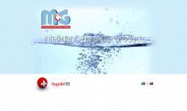 Κατασκευή ιστοσελίδων - Hygolet Web Site – Preview Image 1