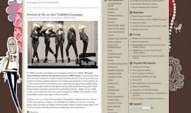 Κατασκευή ιστοσελίδων - Oh, So Chic Blog - Preview Image