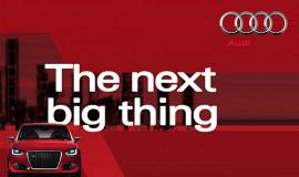 Κατασκευή Ιστοσελίδας Διαγωνισμού για Κινητές Συσκευές – Audi