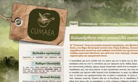 Cumaea Web Site - Featured Image