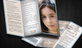 Κατασκευή ιστοσελίδων - Πανελλήνιος Σύλλογος Λογοπεδικών Θεραπευτών Print - Τρίπτυχο 2