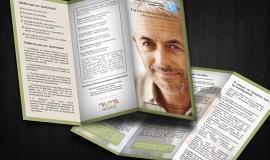 Κατασκευή ιστοσελίδων - Πανελλήνιος Σύλλογος Λογοπεδικών Θεραπευτών Print - Τρίπτυχο 3
