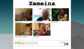 Κατασκευή ιστοσελίδων - Xemeina Web Site - Preview Image 2