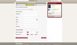 Κατασκευή ιστοσελίδων - Greekbooks E-Shop - Preview Image 5
