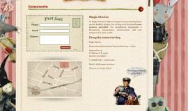 Κατασκευή ιστοσελίδων - Magic Stories - Website 4