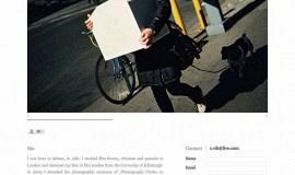 Κατασκευή ιστοσελίδων - Sofia Vikatou - Website 2