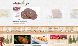 Κατασκευή Ιστοσελίδας – Chefoulis.gr