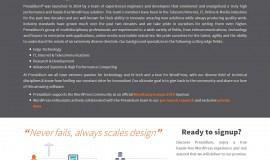 Κατασκευή ιστοσελίδων - pressidium-Website-2