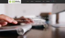 Σχεδιασμός και Κατασκευή Ιστοσελίδας Jnbc.gr