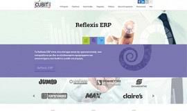 Σχεδιασμός και Κατασκευή Ιστοσελίδας – Cubit.gr
