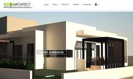 Κατασκευή Ιστοσελίδας – Ecoarchitect.gr