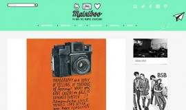 Σχεδιασμός και Κατασκευή Ιστοσελίδας – Mairiboo.com