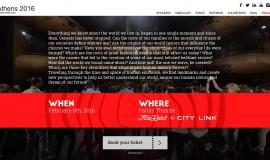 Κατασκευή ιστοσελίδων - tedx-Website-2