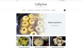 Κατασκευή Ιστοσελίδας – Dailycious.gr