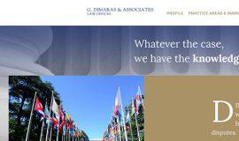 Σχεδιασμός και Κατασκευή Ιστοσελίδας – Dimarasg.gr