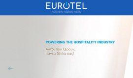 Σχεδιασμός και Κατασκευή Ιστοσελίδας – Eurotel.gr