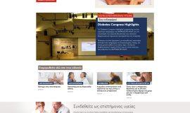 Κατασκευή ιστοσελίδων - lilly-Website-1