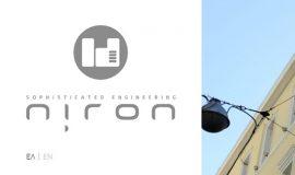 Σχεδιασμός και Κατασκευή Ιστοσελίδας – Niron.gr
