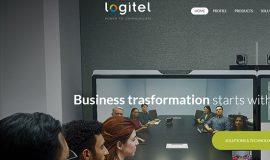 Κατασκευή ιστοσελίδων - logitel-Website-0