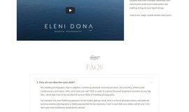 Κατασκευή ιστοσελίδων - Dona-website-1