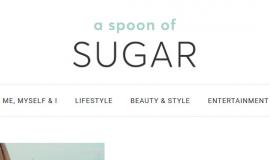 Κατασκευή Ιστοσελίδας – aspoonofsugar.gr