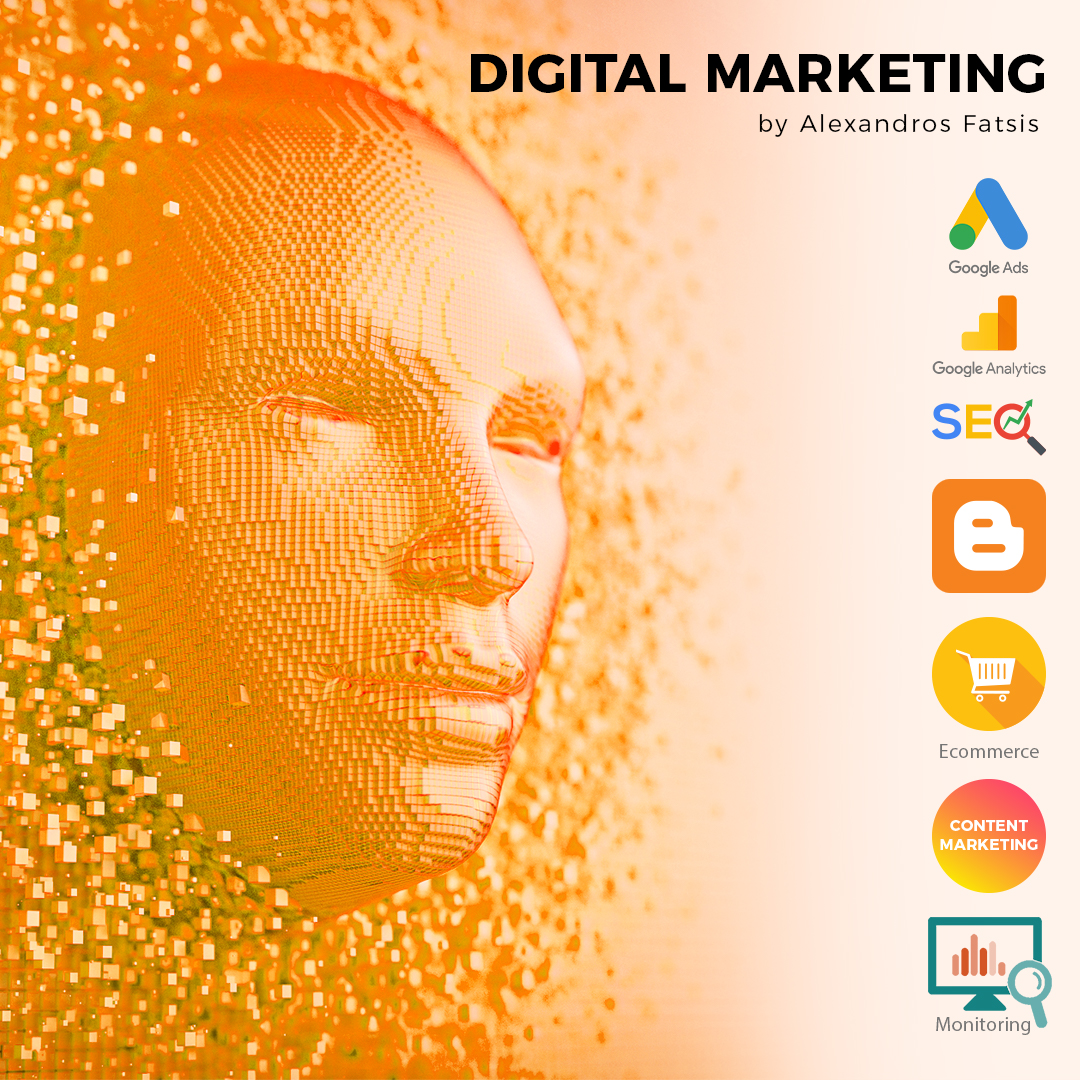 Digital Marketing Course by Alexandros Fatsis