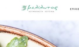 Κατασκευή Ιστοσελίδας – Melilotos.gr
