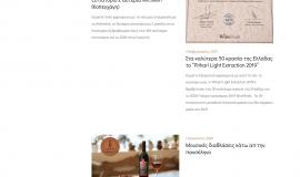 Κατασκευή ιστοσελίδων - afianes-website-4