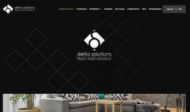 Σχεδιασμός και Κατασκευή Ιστοσελίδας – deltasolutions.gr